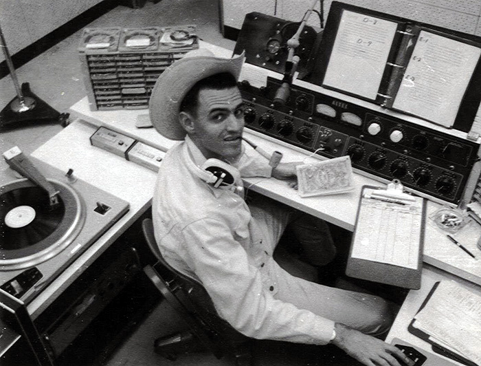 Mike Kinchen NKP Radio 1966