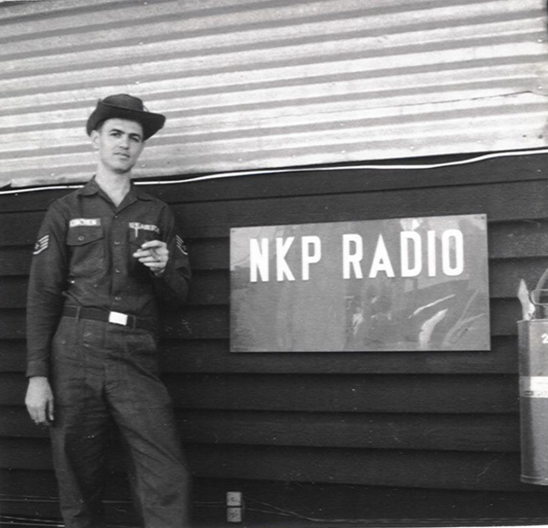 Mike Kinchen - NKP Radio 1966