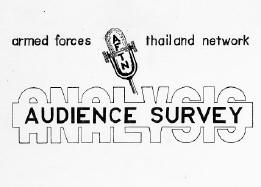 Logo for AFTN audience survey