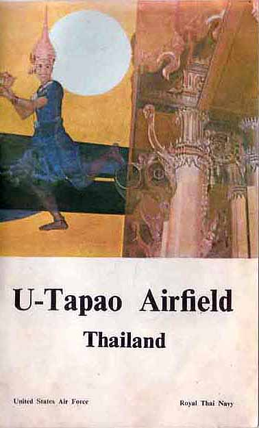 U-Tapao Air Base Welcome Booklet