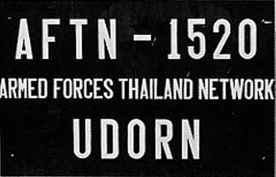 AFTN-The American Forces Thailand Netowrk