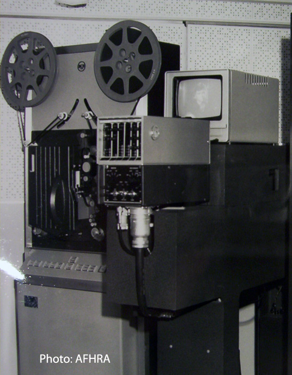Film Chain/Slide Projector
